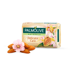 Palmolive Naturals Delicate Care Almond Tabletzeep