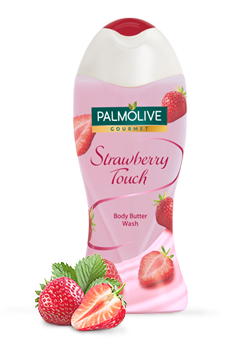 Strawberry Shower Gel van Palmolive