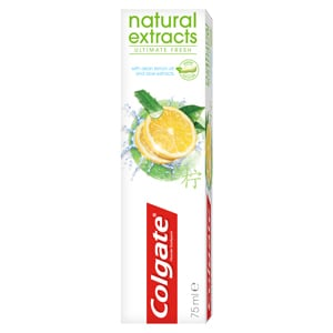 Colgate Tandpasta Natural Extract Ultieme Frisheid